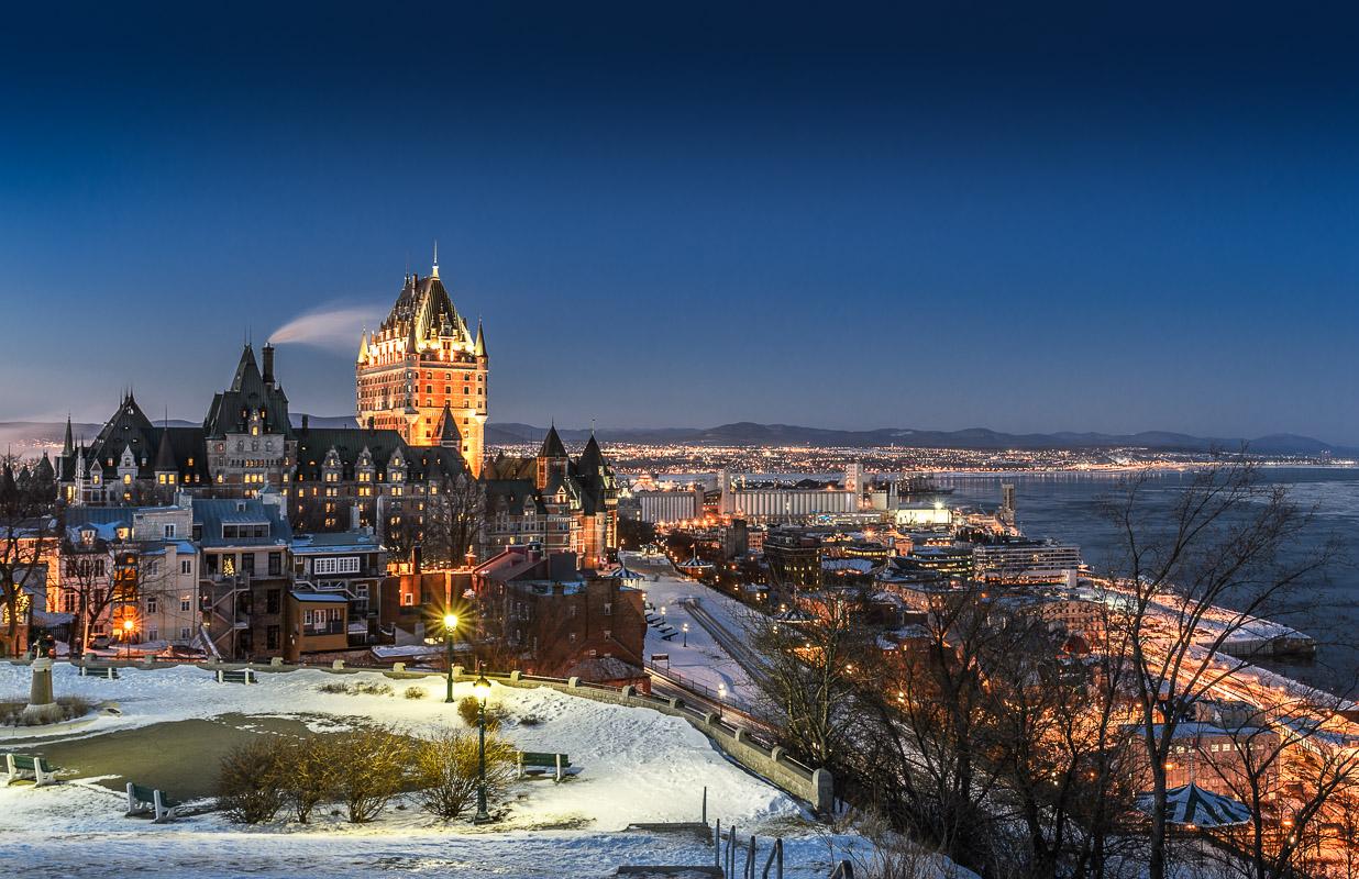 Ça c'est Québec!