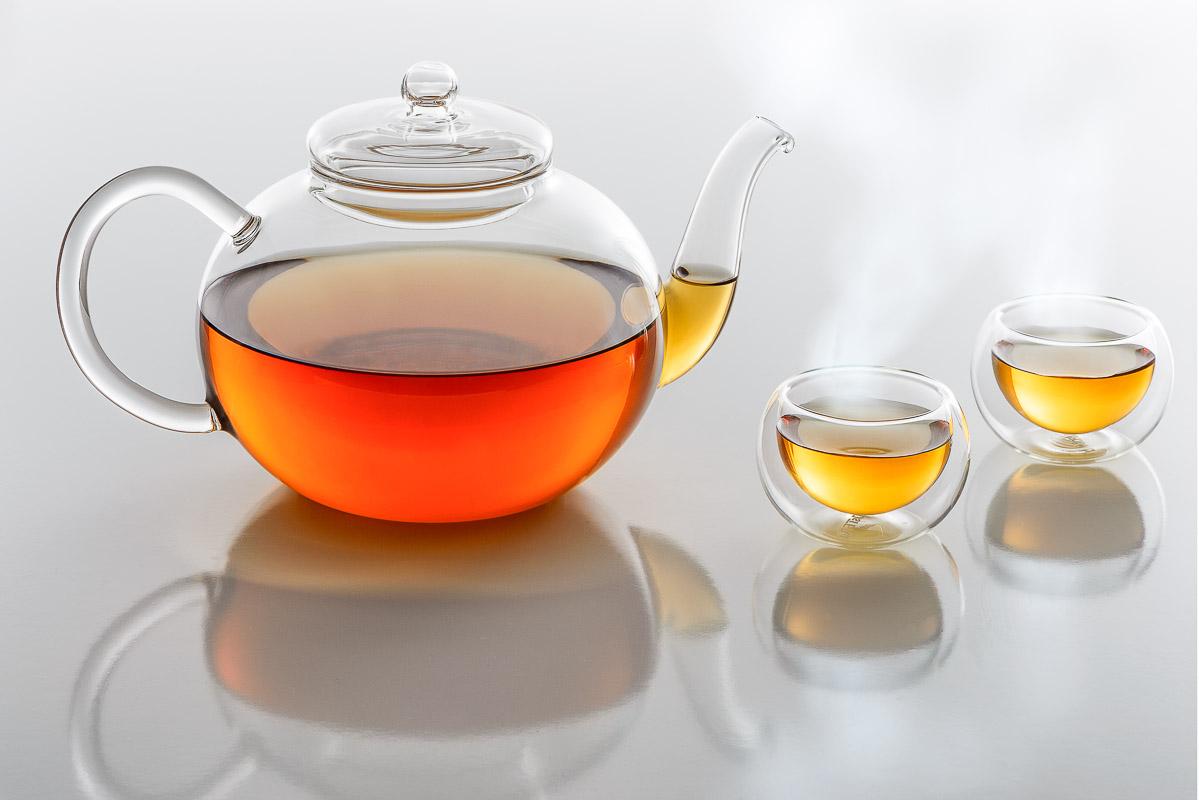Thé pour deux!