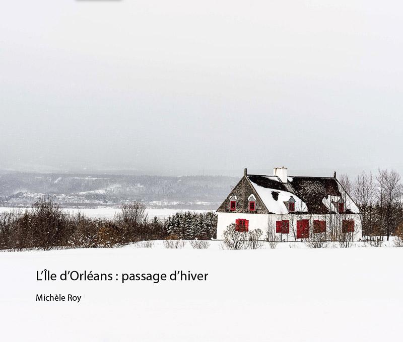 La voici, la jaquette de mon livre qui regroupe les meilleures photos de mon projet personnel!