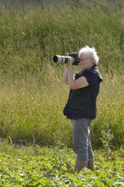 Nicole F. Barge, une photographe très inspirante!